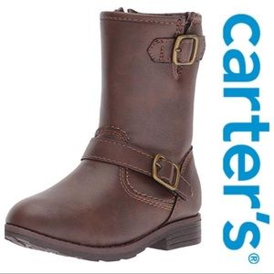 NWT Carter's Girls Aqion Boots